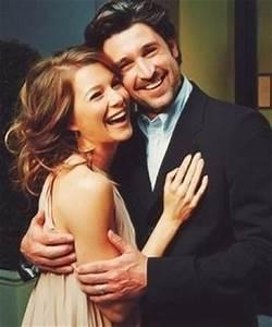 "Patrick Dempsey and Ellen Pompeo on ""Grey's Anatomy"" - 28 ..."