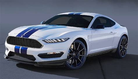 What We Know About The 2020 Ford Mustang Shelby Gt500
