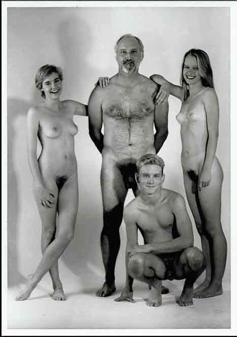 Nude Family Portrait Naked Nupicsof Com