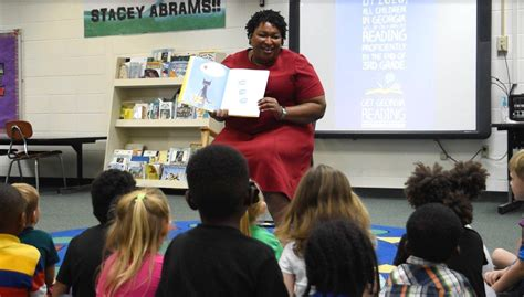 reasons stacey abrams   educators choice