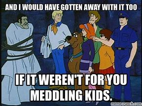 Image result for i would have gotten away with it scooby doo