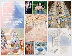Rose Quartz Und Serenity : rose quartz serenity wedding insiraption ~ Orissabook.com Haus und Dekorationen