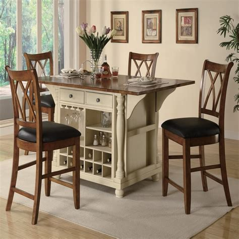 narrow counter height table for kitchen narrow counter height dining tables creative square