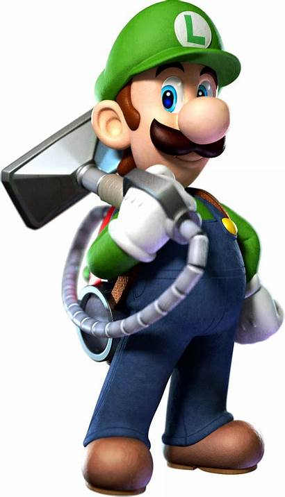 Luigi Ghost Tan Impresionante Dark Marzo Mario