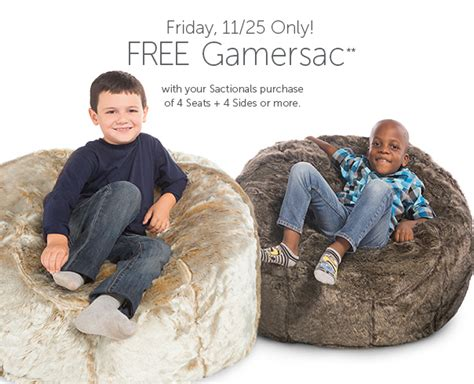 Lovesac Gamersac by Lovesac Save 30 On Sacs Awesome Savings Milled