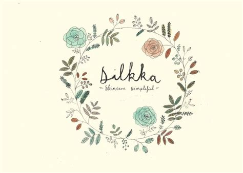 silkka skincare products beautiful branding logo design inspiration and search
