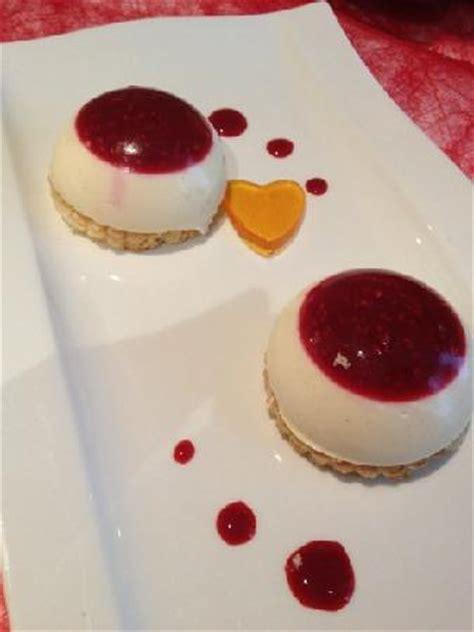 dessert de valentin dessert st valentin photo de le resto de babeth hagondange tripadvisor