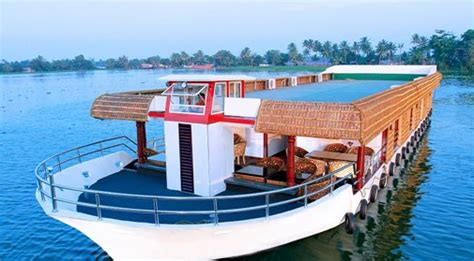 Kerala Alappuzha Boat House by Alappuzha Boathouse 1 Bedroom Boathouse 2 Bedroom 3