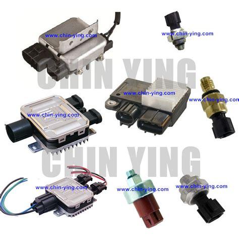 jaguar x type fan module for jaguar x type fan control unit module relay