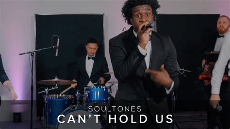 Can't Hold Us By Macklemore (soultones Cover)