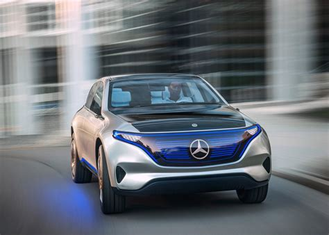 Update First Mercedesbenz Generation Eqbased Suv Coupe