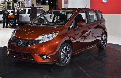 2015 Nissan Versa Note Starts At ,990, Sr From ,340
