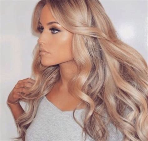 Beige Blonde Hair Color Haircutstyling Com