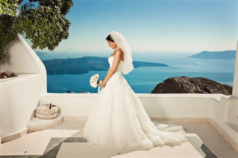 Santorini Wedding Photographer Vangelis  Athens Greece