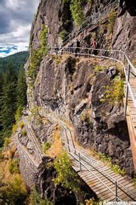 Beacon Rock Columbia River Gorge