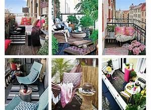 Table Pour Petit Balcon : 16 id es de d coration pour petit balcon une hirondelle dans les tiroirs ~ Melissatoandfro.com Idées de Décoration