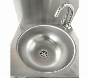 Lave Main Inox : sofinor lave mains inox aisi 304 avec m langeur ~ Melissatoandfro.com Idées de Décoration