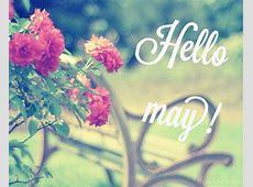 """Imágenes con frases de """"Hola Mayo"""" en inglés para"""