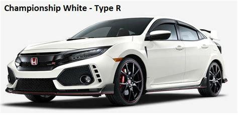 Genuine Oem Honda Civic Hatchback Type R Sport & Touring