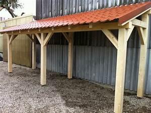Hangar En Kit Bois : abriboa abri bois 6 poteaux ~ Premium-room.com Idées de Décoration