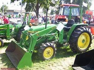 John Deere Tractors John Deere 1070 Compact Utility