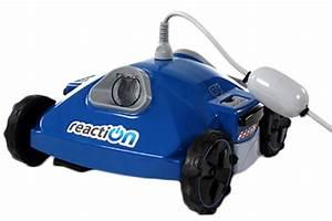 Robot Piscine Electrique : reaction robot de piscine lectrique aquaproducts ~ Melissatoandfro.com Idées de Décoration