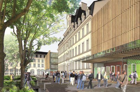 cuisiniste reims lycée jean jaurès bethgnies line architecture