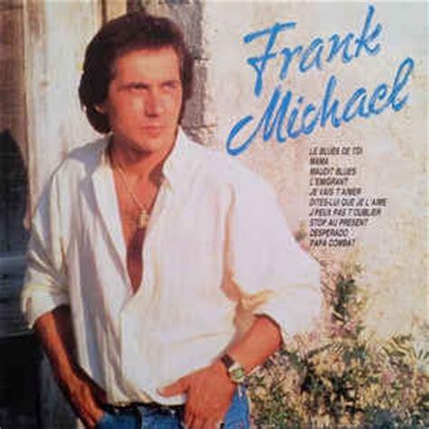 frank michael dernier album frank michael j peux pas t oublier vinyl lp album discogs