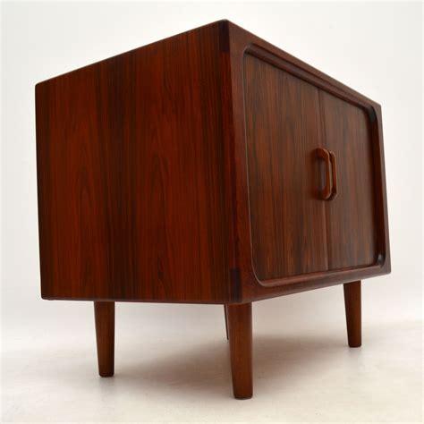 Tv Sideboard by 1960 S Vintage Rosewood Tv Cabinet Sideboard