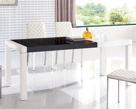 european style kitchen tables modern dining table in white european design 33d162