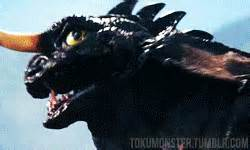 Get Ready to Crumble! • tokumonster: [MONSTER] Baragon ...
