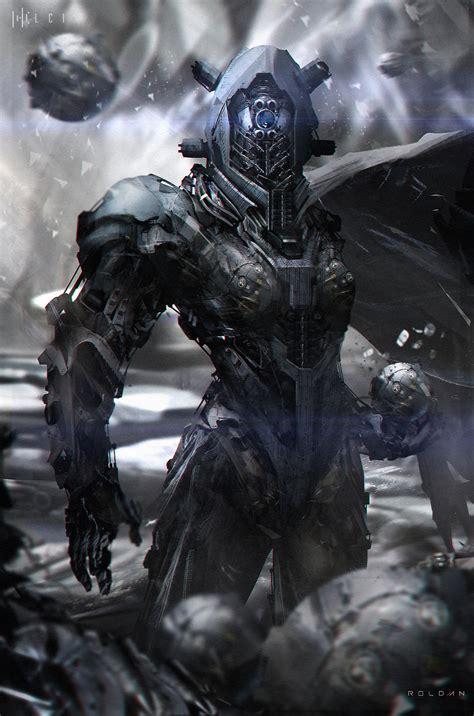 The Sci-Fi Concept Art of Juan Pablo Roldán | Digital ...