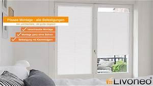 Plissee Befestigung Holzfenster : plissee montage welche befestigung ist perfekt f r meine fenster youtube ~ Orissabook.com Haus und Dekorationen