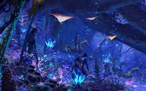 floating flowers avatar world of pandora coming to disney animal kingdom in
