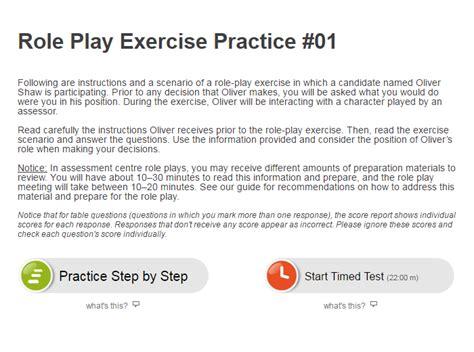 prepare   assessment centre group exercise