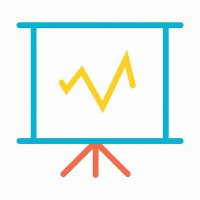 Presentation Icon Screen Svg Transparent Card Blank