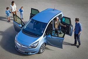 Fiche Technique Opel Meriva : fiche technique opel meriva 1 6 cdti 136 2016 ~ Maxctalentgroup.com Avis de Voitures