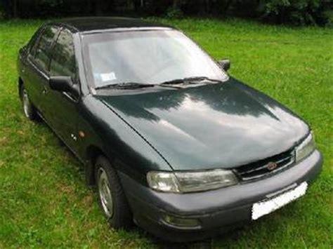 car repair manual download 1997 kia mentor parking system 1996 kia sephia photos 1 5 gasoline manual for sale