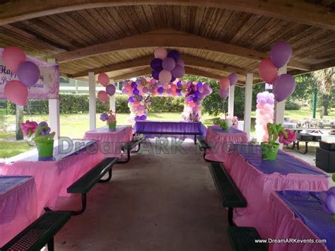 bay area girl birthday party theme birthday party ideas park minnie mouse party table covers for party in park