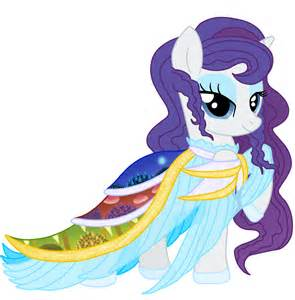 My Little Pony Rarity Gala Dress