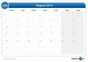 Kalender 365 Eu 2015 : kalender augusti 2015 ~ Eleganceandgraceweddings.com Haus und Dekorationen