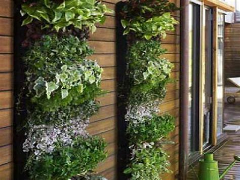gardening landscaping cool indoor living wall planters