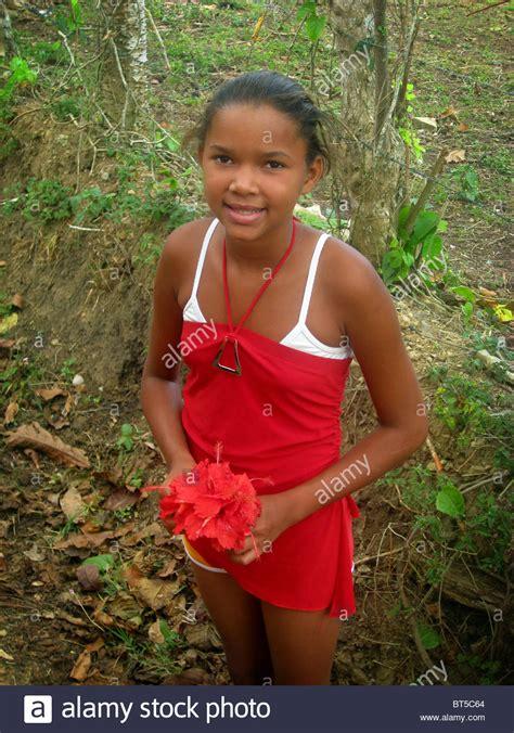 Girl In Dominican Republic Couple