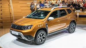 Nouveau Dacia Duster 2017 : nouveau dacia duster dacia france autos post ~ Gottalentnigeria.com Avis de Voitures
