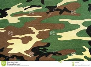 Camouflage Fabric Royalty Free Stock Image