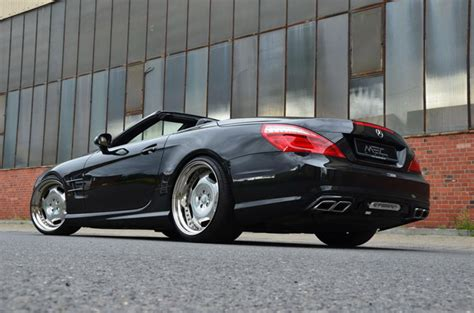 Review Mercedes Sl Class by 2013 Mercedes Sl Class Refined By Mec Design