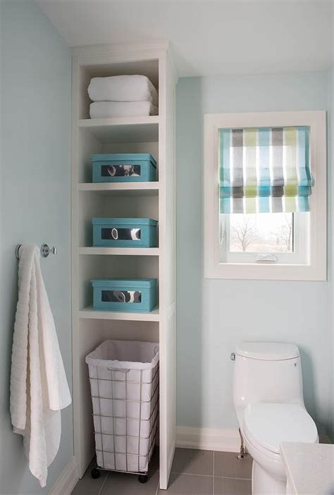 blue  brown bathroom design ideas