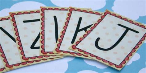 sets   printable alphabet flashcards