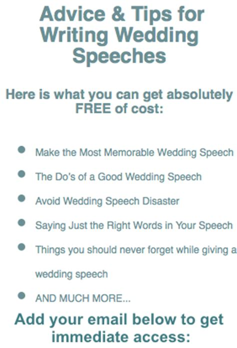 speech at s wedding wedding anniversary toasts exles just b cause