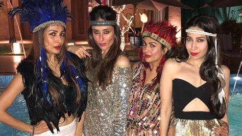 Kareena Kapoor Khan At Amrita Arora Ladak's Birthday Party ...